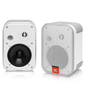 Caixa Acústica JBL Control One - Branca - ( PAR )