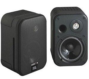Caixa Acústica JBL Control One - Preta - ( PAR )
