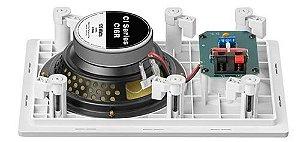 Caixa de Som de Embutir Gesso Retangular CI6R JBL (Unid.)