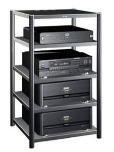 RACK AIRON HT 50.02 BLACK