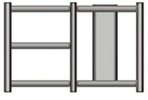 Rack Airon HT-100.05/A