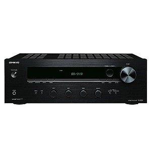 Receiver Onkyo Estéreo TX-8020 90W por Canal 110V