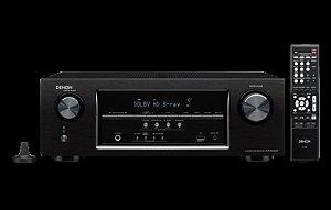 Receiver Denon AVR S500 BT
