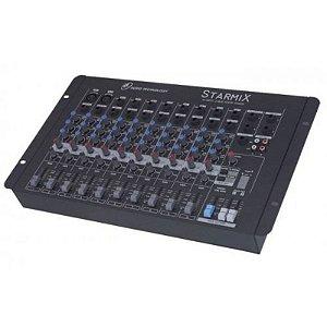 Mesa de som SA1002D- 10 Canais LL AUDIO
