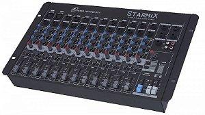 Mesa de som S1202D- 12 Canais LL AUDIO