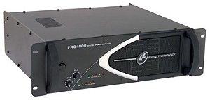 Amplificador PRO 4000 LL AUDIO