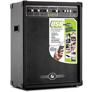 Caixa Acústica amplificada Multiuso 900 com USB