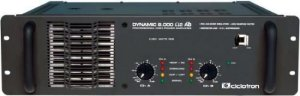 Amplificador de Potência Ciclotron Dynamic 8.000 Class AB em 2 OHMS