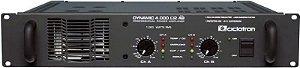 Amplificador de Potência Ciclotron Dynamic 4.000 Class AB em 2 OHMS
