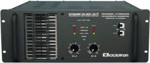 Amplificador de Potência Ciclotron Dynamic 20.000 Class H em 2 OHMS