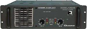 Amplificador de Potência Ciclotron Dynamic 12.000 Class H em 2 OHMS