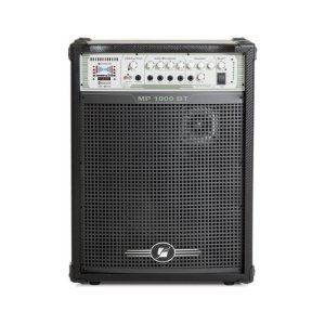 Caixa Amplificada Frahm Multiuso MP 2000 Bluetooth FM 200W RMS