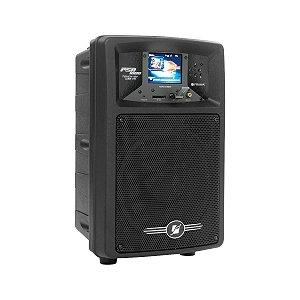 Caixa Acústica amplificada Multiuso Frahm PSA 800 BLUETOOTH USB/FM - 50 W