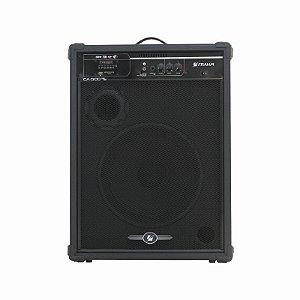 Caixa Acústica amplificada Multiuso CA 500 USB FM