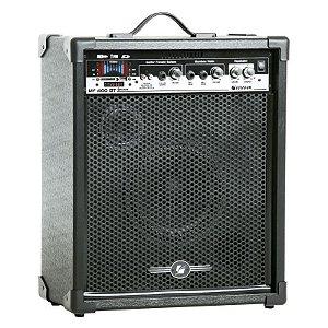 Caixa Acústica Amplificada Frahm MF 400 Bluetooth FM 60W RMS
