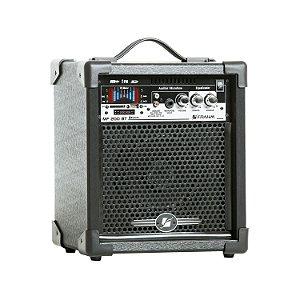 Caixa Amplificada Frahm MF 200 Bluetooth FM 50W RMS