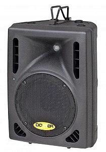 Caixa Acústica Ativa Clarity Donner CL 100A BT COM USB E BLUETOOTH FALANTE 8¨