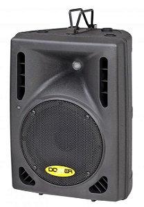 Caixa Acústica Ativa Clarity  Donner CL 200A COM USB