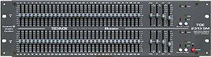 Equalizador 2 canais com 31 bandas Ciclotron TGE-2313XSM