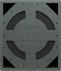 Subwoofer Ativo S-BASS 1000 A 2G