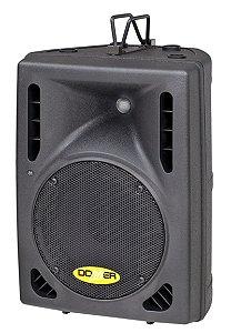 Caixa Acústica Ativa Donner Clarity CL 100 com bateria