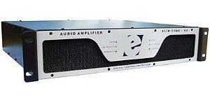 Amplificador de Potência Etelj Slim 6400 4ohms