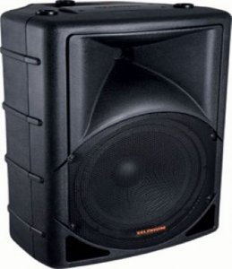 Caixa Acústica Ativa SPM 1202A Selenium / JBL