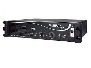 Amplificador Etelj Linha Nitro 4400 AB