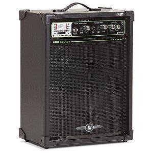Caixa Acústica Amplificada Multiuso Frahm USB 650 BLUETOOTH FM