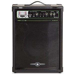 Caixa Acústica Amplificada Multiuso Frahm USB 850 BLUETOOTH FM