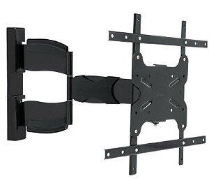 Suporte articulado Airon Wall MA600 até 55 pol COM GIRO DE 90°