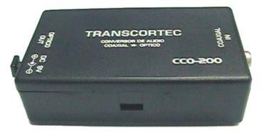 Conversor sinal de áudio CCO - 200