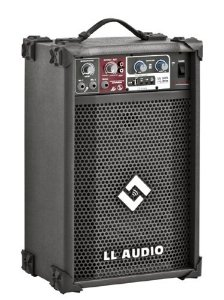 Caixa Acústica Multiuso LL120 com USB LL AUDIO