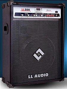 Caixa Acústica Multiuso LL500 USB LL AUDIO