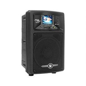 Caixa Acústica amplificada Multiuso Frahm - PSA1000 Touch 12 V USB/FM