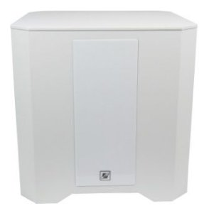 SUBWOOFER ATIVO RD SW10 FRAHM ( COR BRANCO )