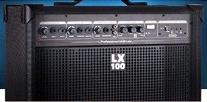CAIXA AMPLIFICADA COMPACTA LX100FM LL AUDIO