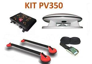 Kit PV350 Propaganda Volante Fibrasom