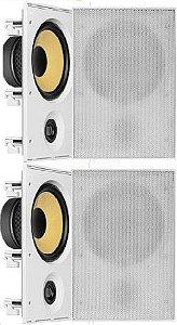 Caixa de Som JBL kit com 4 cxs CI6R
