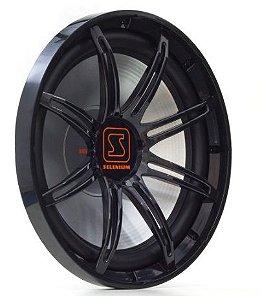 """Subwoofer 15"""" Selenium Flex 15SW14A - 300 Watts RMS - 4+4 Ohms"""