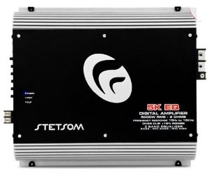 Amplificador Stetsom 5k Eq 5000w Rms 2 Ohms Mono 1 Ch