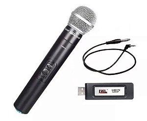 MICROFONE SEM UHF - USB  U-8017X JWL