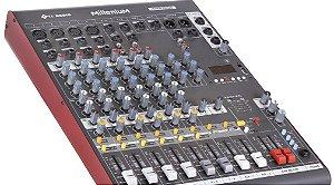 Mesa de Som LL Áudio Milenium M M802D