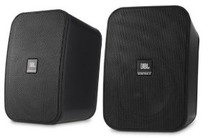CAIXA DE SOM JBL CONTROL X ( ALL WEATHER ) ( PAR ) COR BLACK
