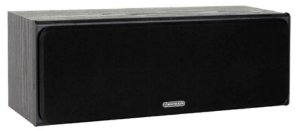 Caixa Acustica Central para Home Theater SBRSCB Monitor Audio Unid