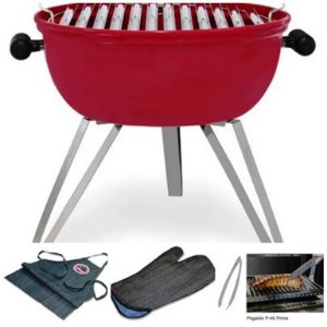 Kit Churrasco 3 Giragrill