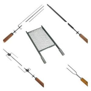 Kit Churrasco 6 Giragrill