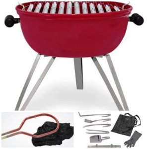 Kit Churrasco 11 Giragrill