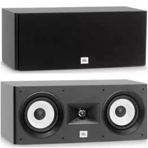 Caixa Central JBL Stage A125C