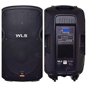 Caixa Acústica  WLS S15  Ativa com Bluetooth